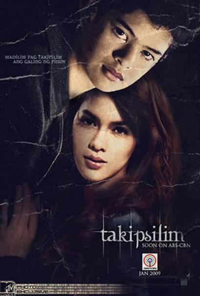 Takipsilim Poster