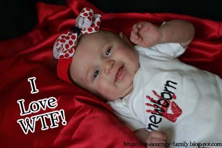 Hugs! Hope you like it! Baby Ellison Esme Violet - 2 months old :0) -- A.